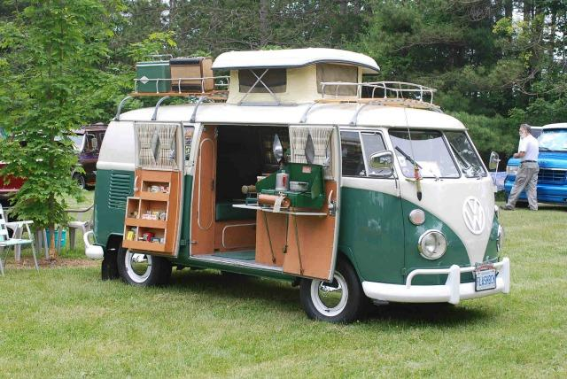 Volkswagen camper set to make return as electric van?