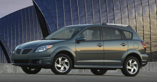 Mazda3, Pontiac Vibe among best used cars for under 10K 2