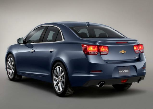 Chevy Malibu review, 2013: New midsize sedan has continental flair 5