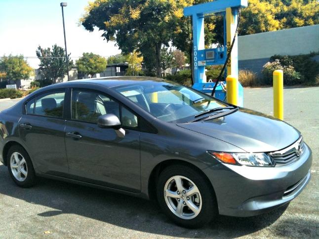 Honda Civic Natural Gas: A Weekly Driver 2012 Top 10 3