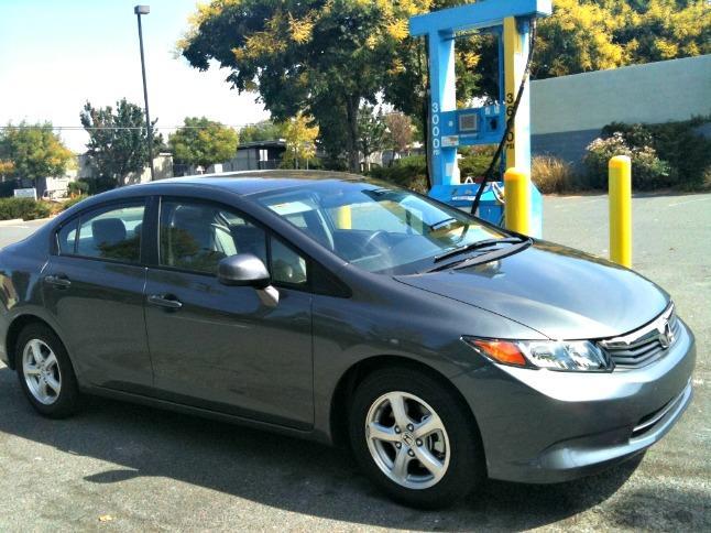 Honda Civic Natural Gas: A Weekly Driver 2012 Top 10 1