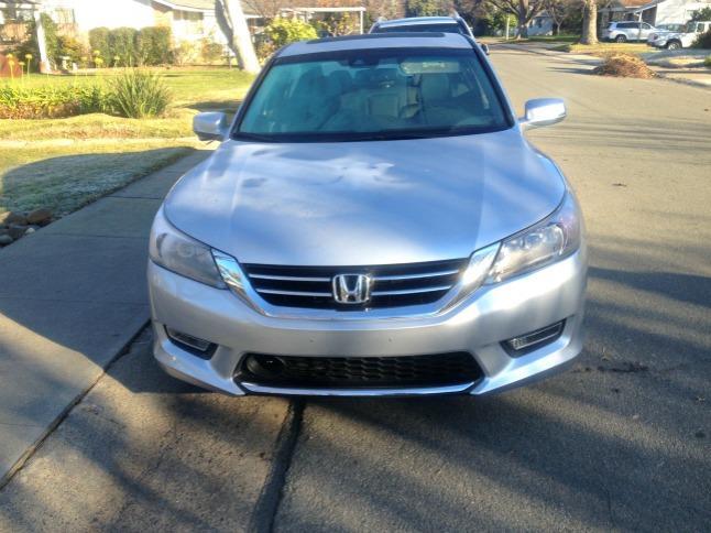 Honda Accord, 2013: Family sedan turned luxury car 4