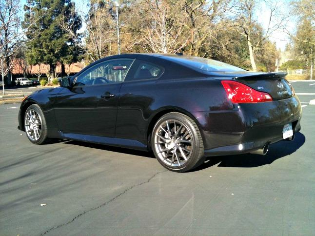 Infiniti G37 Coupe: A Weekly Driver 2012 Top 10 5