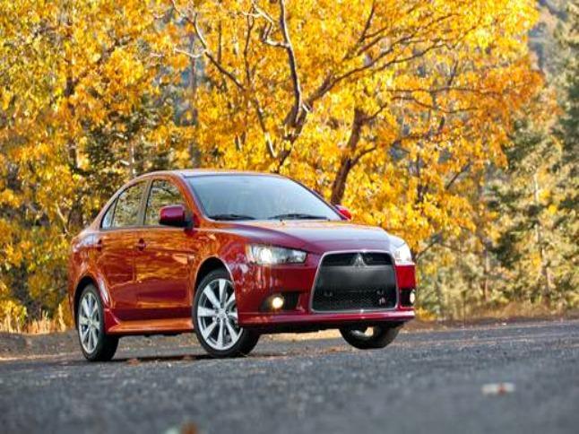Mitsubishi Lancer 2013: tame to wild and unheralded 10