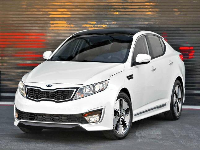 Kia Optima Hybrid: A 2012 Weekly Driver Top 10 5