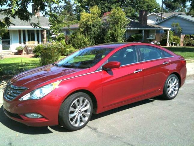 Hyundai Sonata: A Weekly Driver 2012 Top 10 6