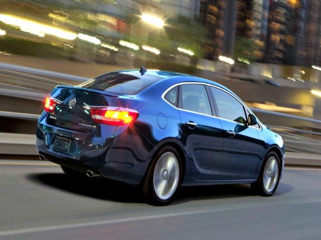 2013 Buick Verano: Turbo sedan blends luxury, performance 9