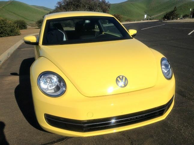 Volkswagen Beetle, 2013: New Turbo diesel has sports car tendencies 2