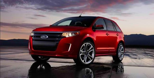 Ford Edge SE overtakes minivan dominance, tops lowest annual insurance rates 2