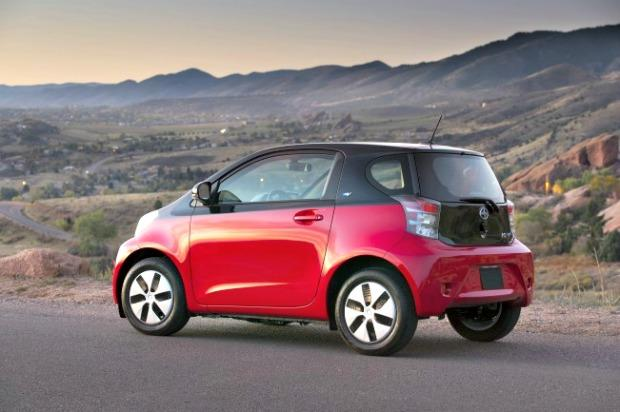 Kelley Blue Book: 2013 Scion iQ Cheapest U.S. car to own for five-year tenure 3