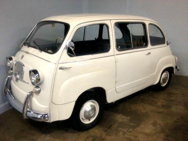 Fiat Multipla microcar
