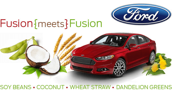 Ford cooking with anything but gas in sustainable car-making initiative 2