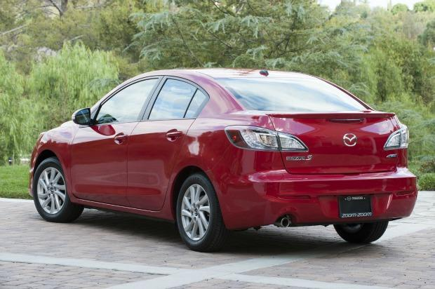 The 2013 Mazda3 is a good alternative to more expensive European choices.