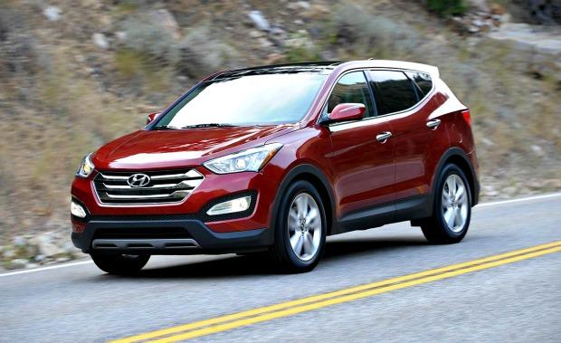 The 2013 Santa Fe Sport is s versatile, sturdy, redesigned sport utility vehicle