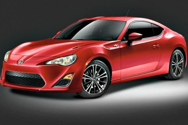 Scion FR-S 2013 quickly gets best sports car for the money honor 5
