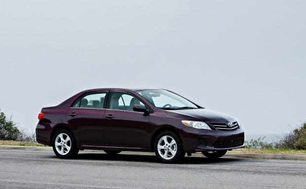 Toyota announces special editions for 2013 Corolla 2