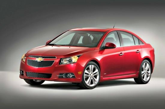 The 2013 Chevrolete Cruze is a top gas-saver for 2103