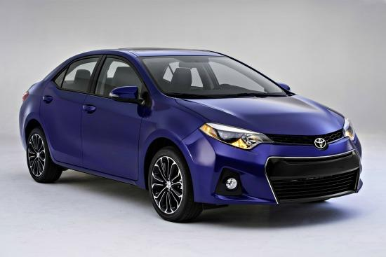 The 2014 Toyota Corolla marks the 11the generatiion of the iconic car