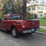 The Ford F-150 has dubious honor of being the mist stolen truck in the United States.