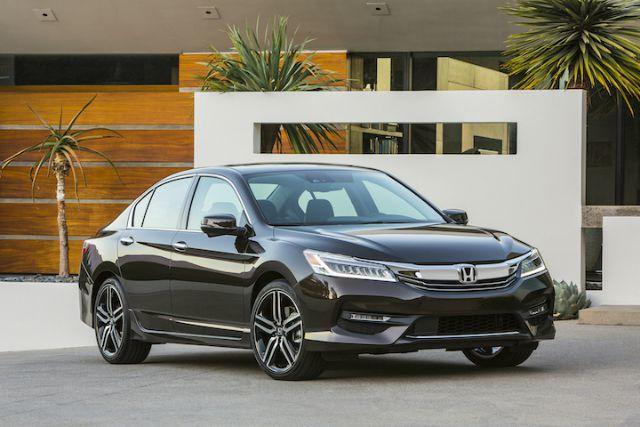 The 2016 Honda Accord will debut the sedan's 10th generation.