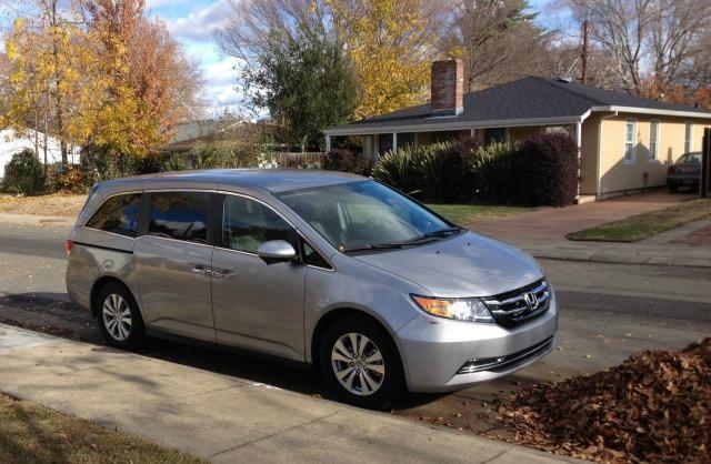 2016 honda odyssey best minivan gets better. Black Bedroom Furniture Sets. Home Design Ideas