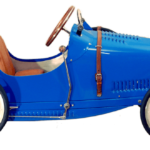 Bugatti As Kinetic Art? Rare Pedal Cars Honor Iconic Brand 3