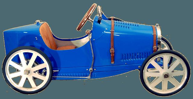 Bugaatti pedal car