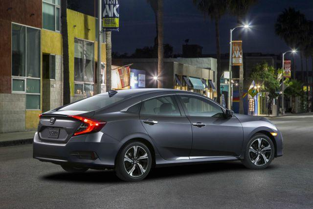 The 2016 Honda Civic will mark the sedan's 10th generation.
