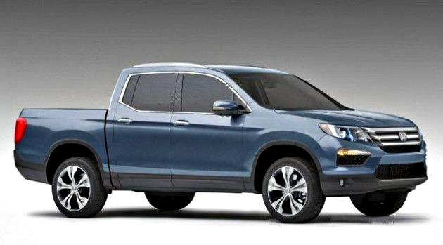 The 2017 Honda Ridgeline has a longer and wider bed and other new ...