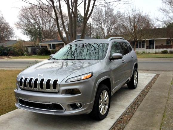 2017 Jeep Cherokee: Modern look, respect for the past 6