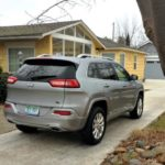 2017 Jeep Cherokee: Modern look, respect for the past 2