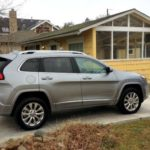 2017 Jeep Cherokee: Modern look, respect for the past 1