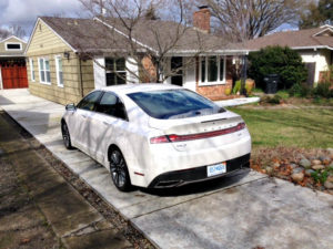 2017 Lincoln MKZ Hybrid: Efficient, luxurious, priced right 2