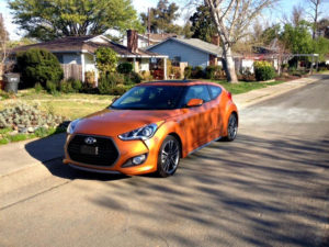 2017 Hyundai Veloster: sporty look, lackluster ride 4