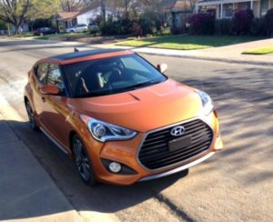 2017 Hyundai Veloster: sporty look, lackluster ride 2