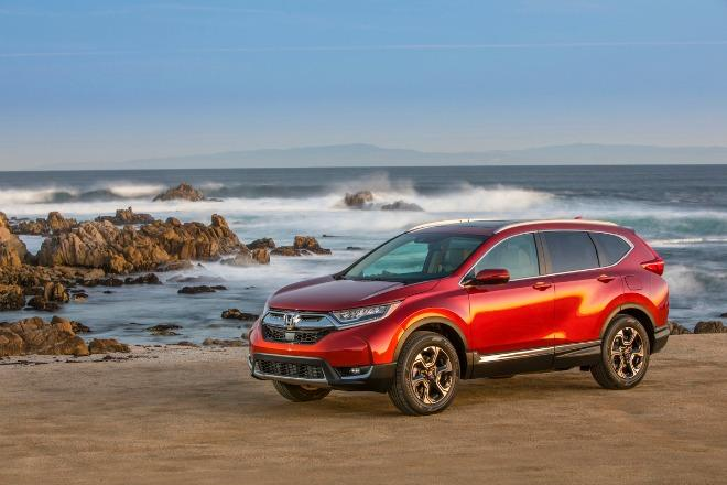 2017 Honda CR-V: Top-selling SUV still reigns