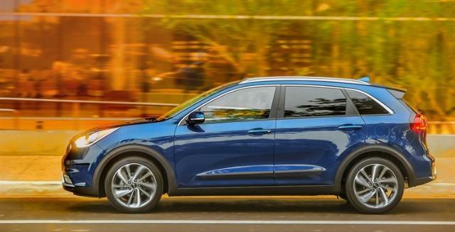 The 2017 Kia Rio re-defines SUV hybrid.
