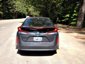 2017 Toyota Prius Prime fares well on the long, winding road 2