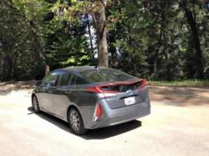 2017 Toyota Prius Prime fares well on the long, winding road 3