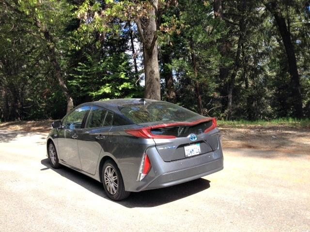 2017 Toyota Prius Prime: Fuel efficient, safety galore 5