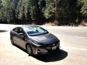 2017 Toyota Prius Prime fares well on the long, winding road 1
