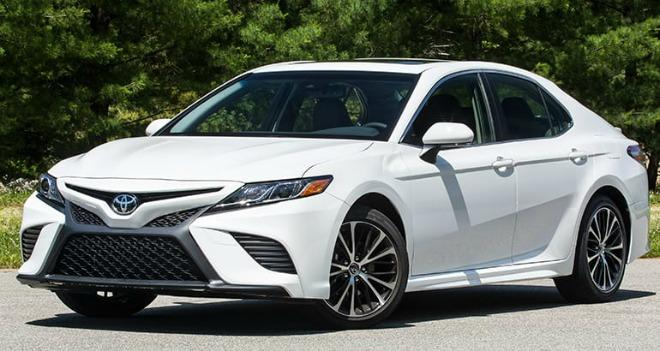 NEW CAR PREVIEW: Many changes for 2018 Toyota Camry 5