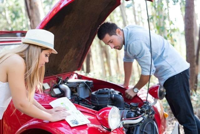 Proper preventative car maintenance can help alleviate summer heat driving woes.