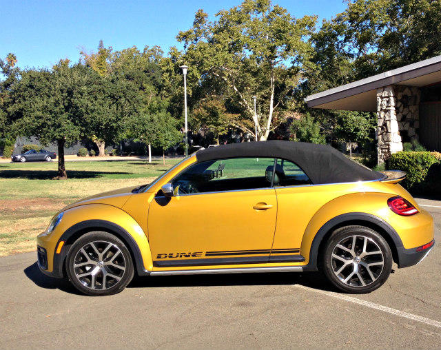 The VW Beetle may soon no longer be made.