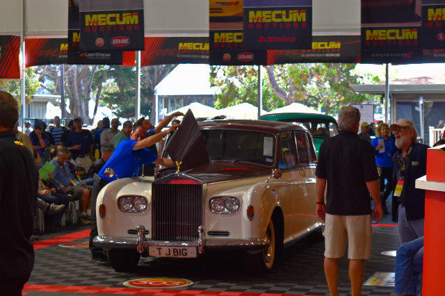 Mecum Auctions: Everyman's show in Classic Car Week 2
