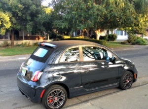 2017 Fiat 500c Abarth: fun but flawed subcompact 3