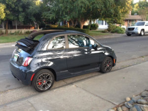 2017 Fiat 500c Abarth: fun but flawed subcompact 1