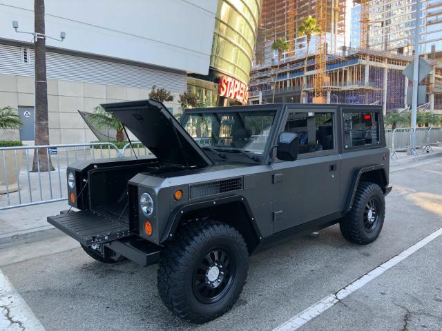 The Bollinger Motors electric truck