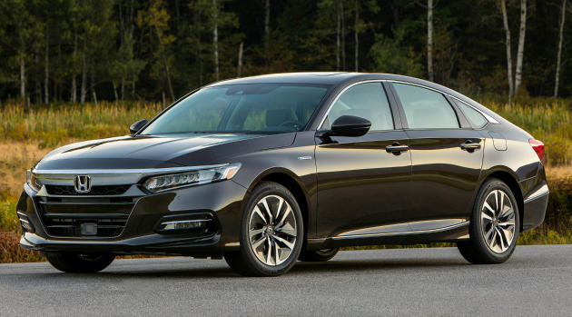 The 2018 Honda Acord Has Been Named Best Midsize Car And Overall By Kelley