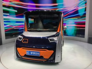No place like home, office and car all in one new odd EV concept 2